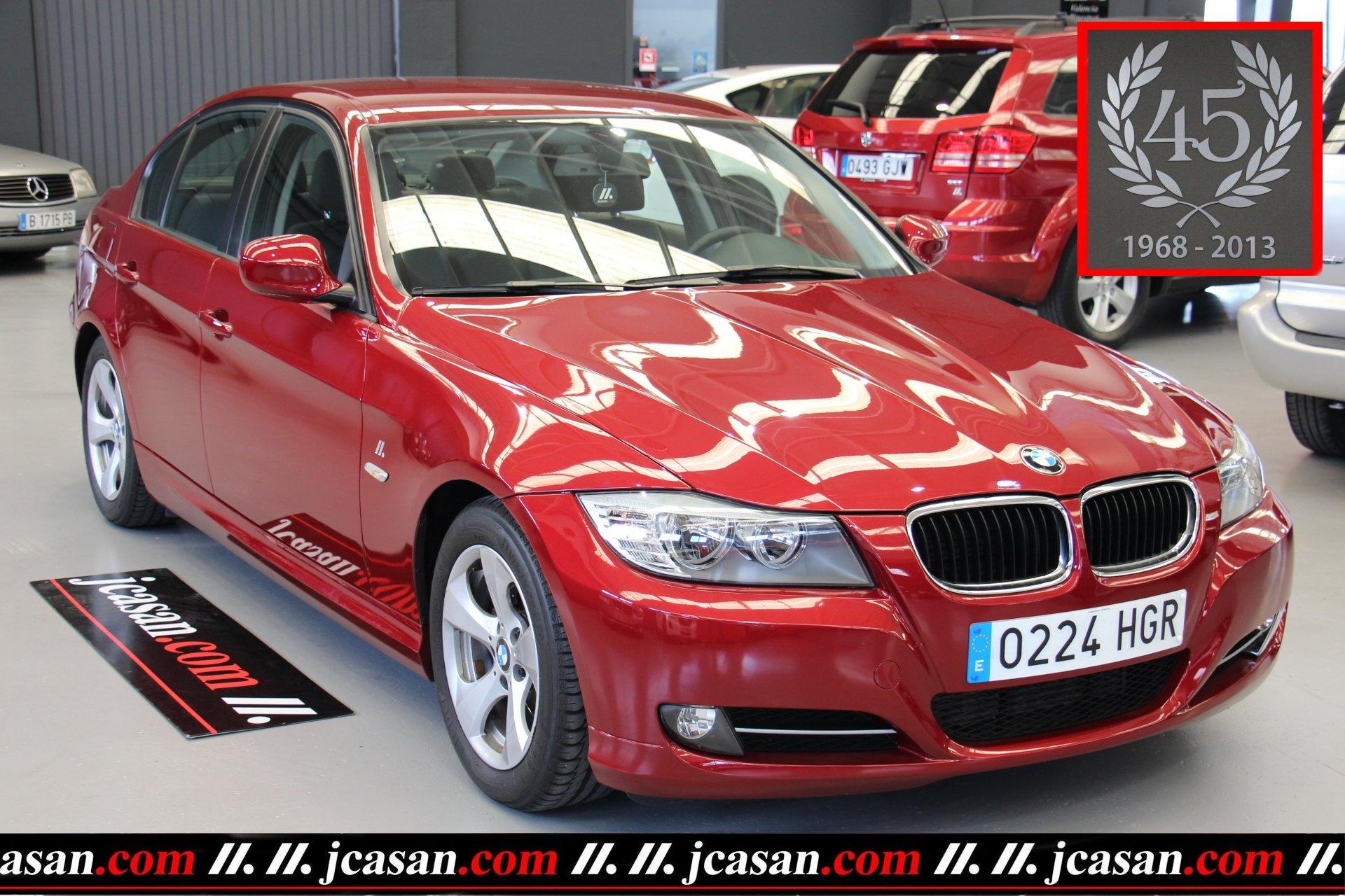 BMW 320d 163 CV  EfficientDynamics