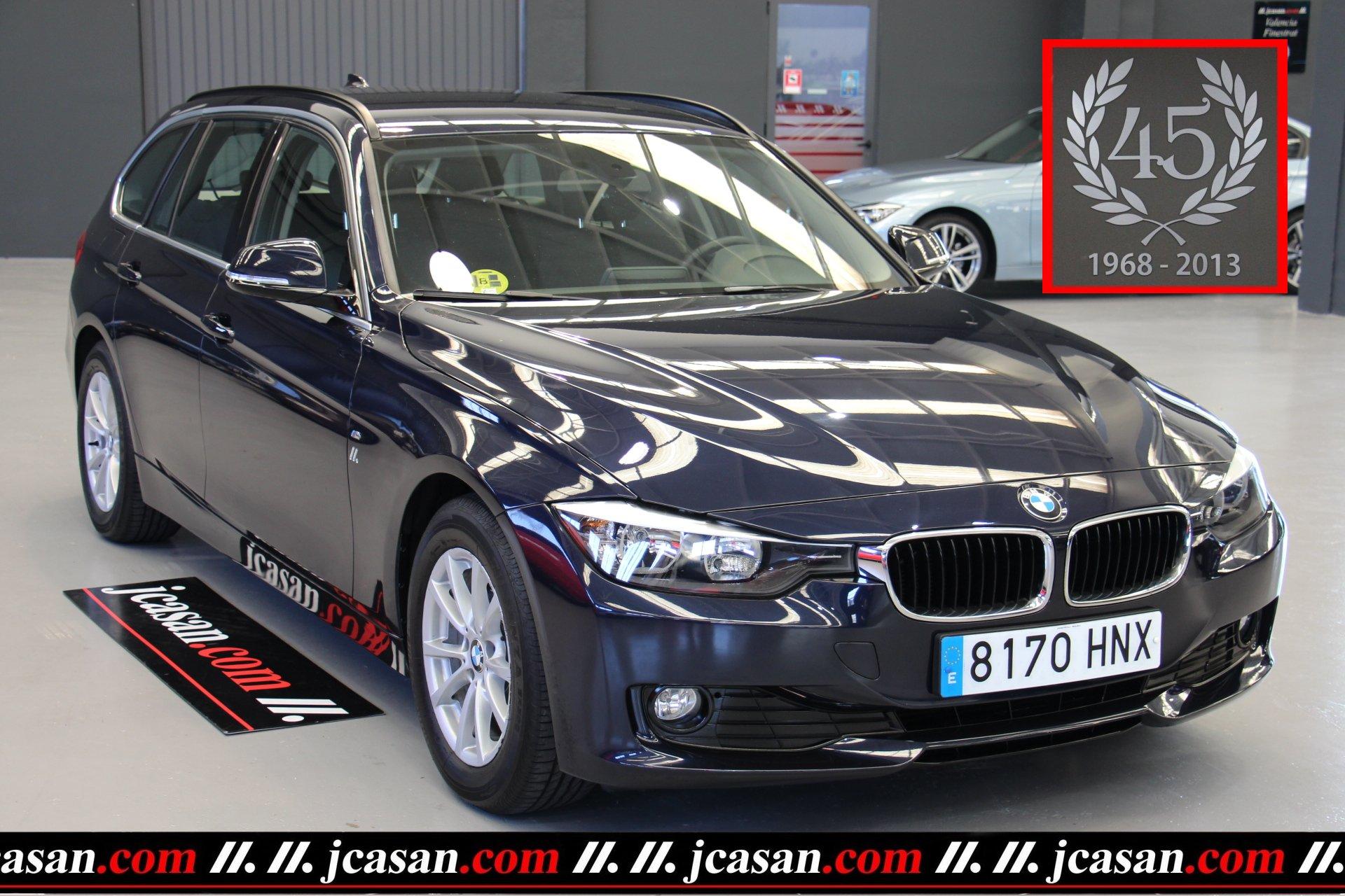BMW 318d 143 CV TOURING AUTOMATICO