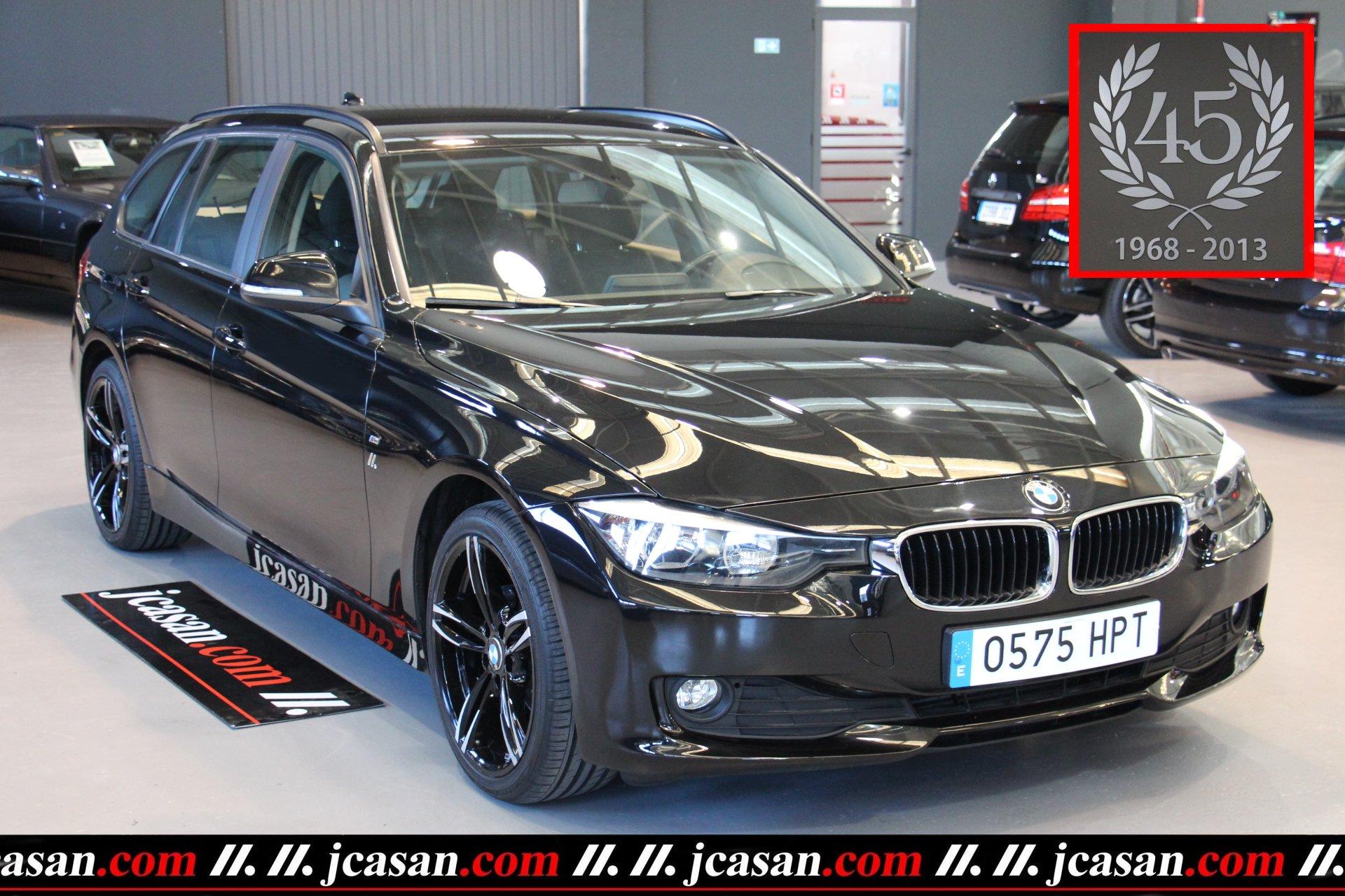BMW 318d TOURING 143 CV 6 Vel