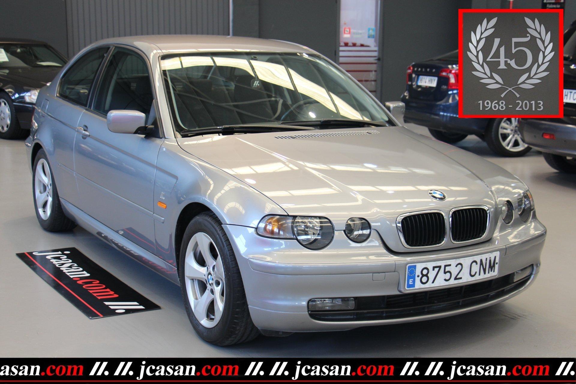 BMW 318Td 115 CV COMPAC