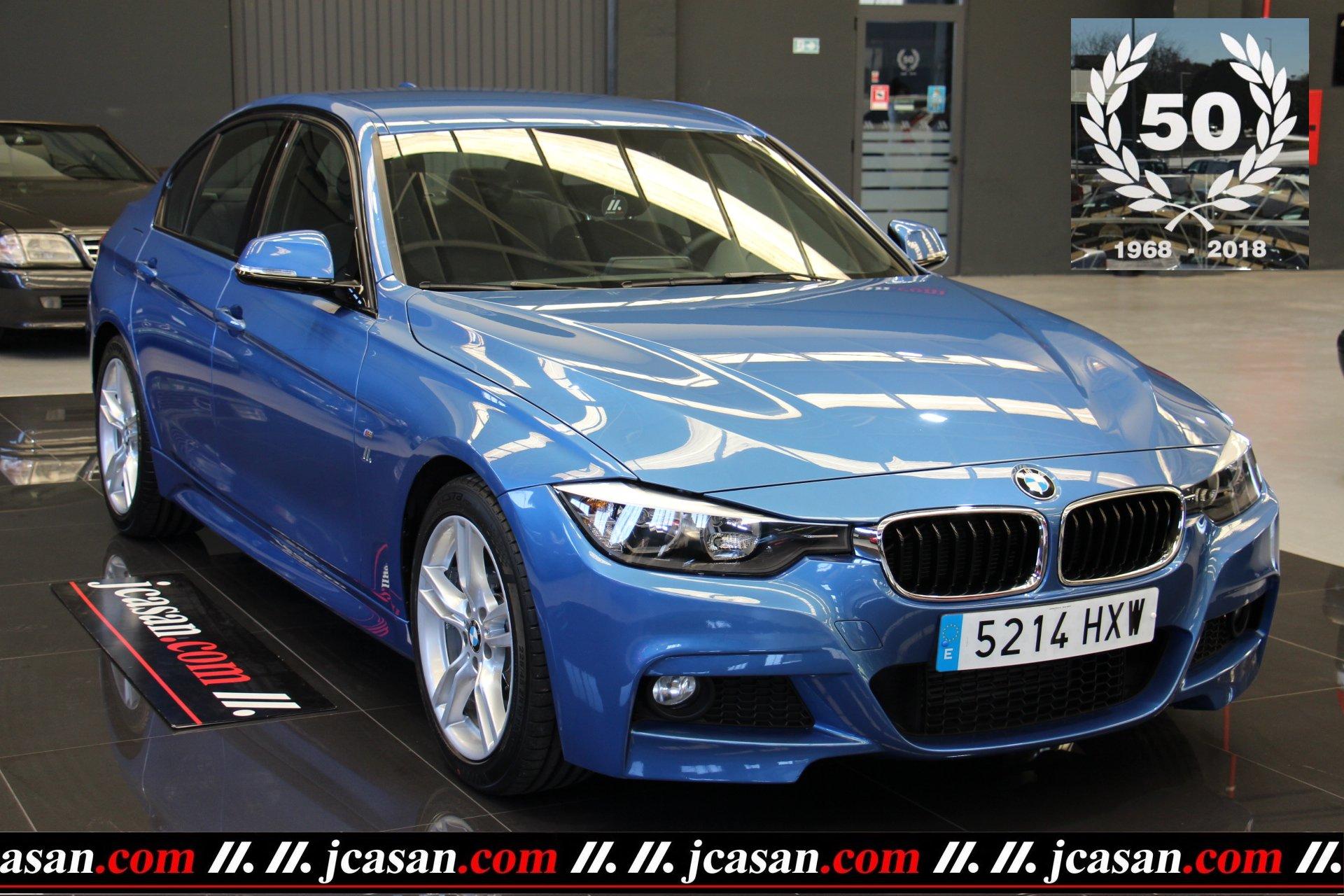 BMW 316d 116 CV M SPORT EDITION 6 Vel