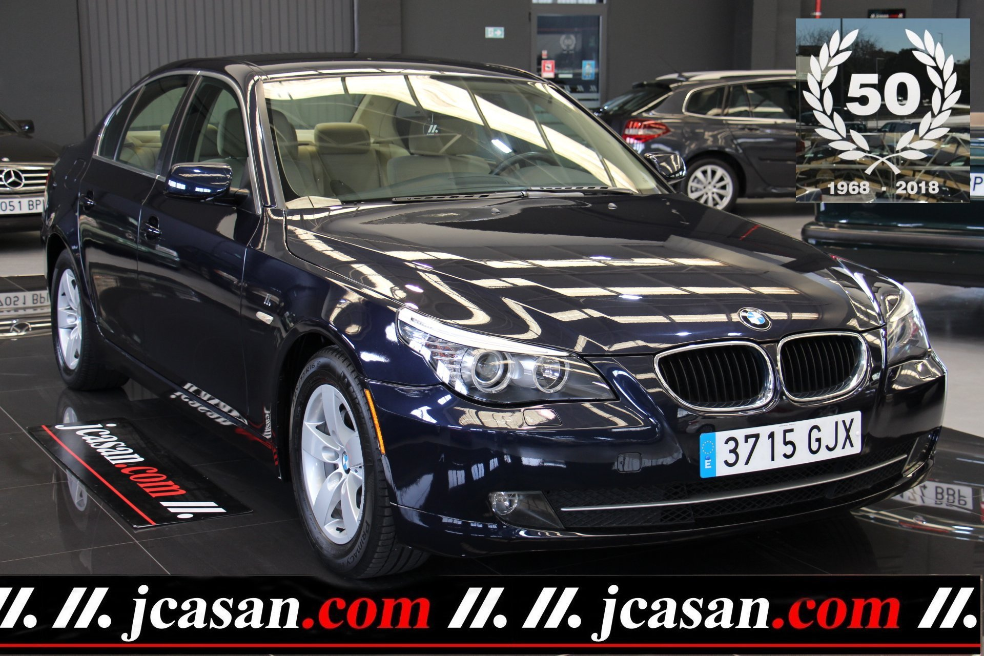 BMW 520d 177 CV 6 Velocidades