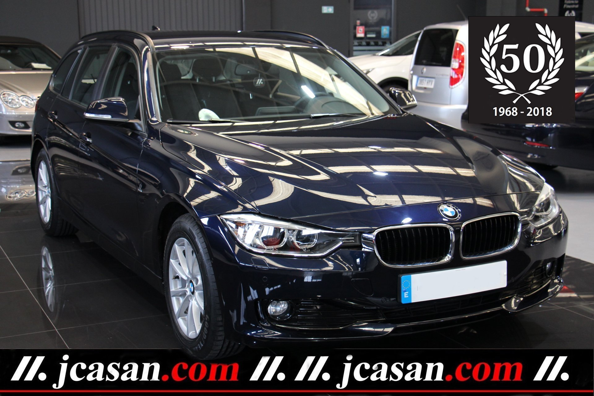 BMW 318d 143 CV TOURING 6 Vel