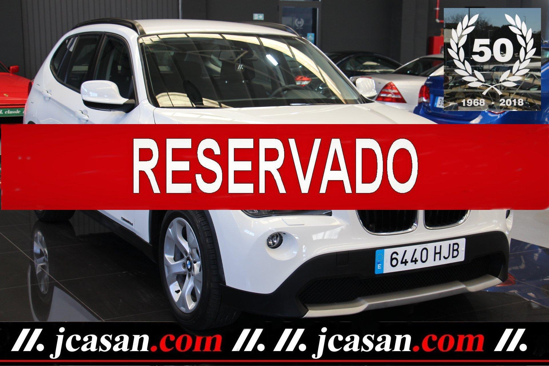 BMW X1 1.8d SDRIVE 143 CV 6 Velocidades