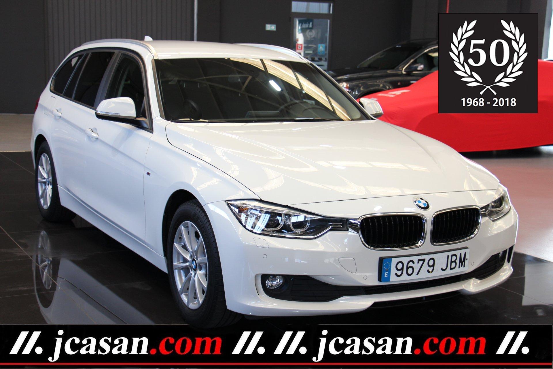 BMW 318d 143 CV 6 Vel Touring